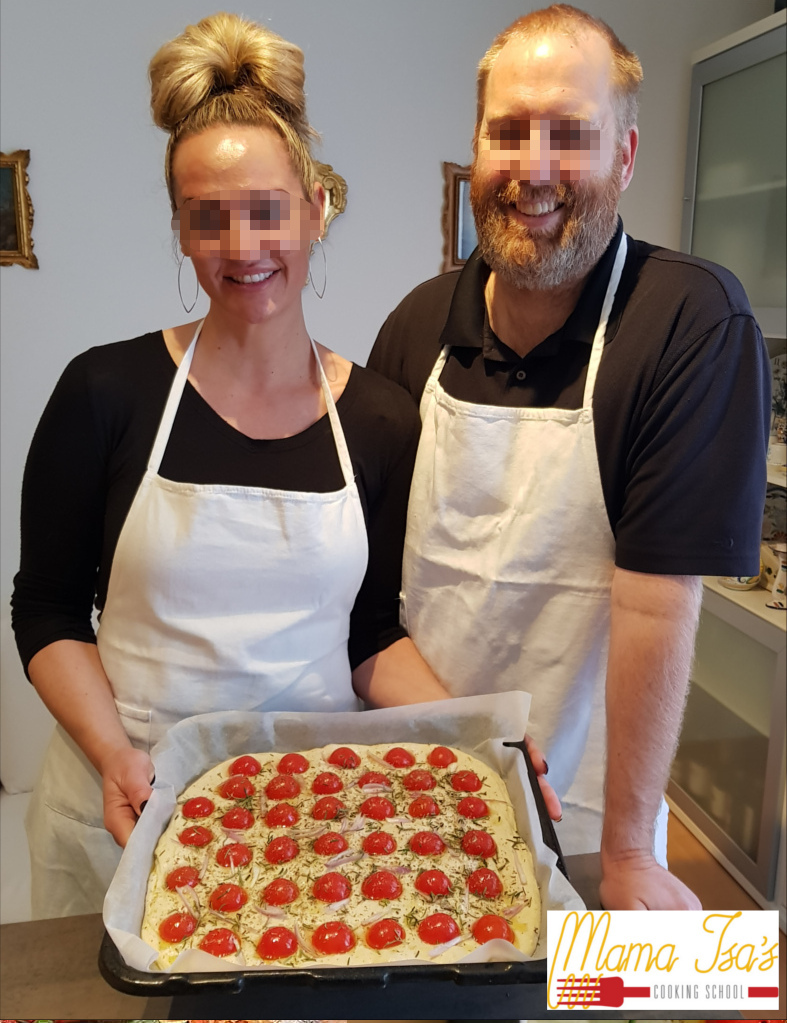 Romantic Cooking Class Italy Venice