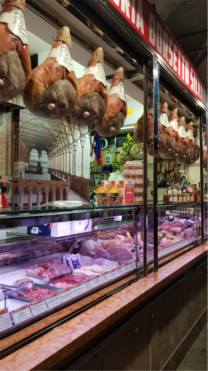 Food Market Padua
