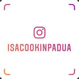 Mama Isa's Cooking School Instagram Nametag