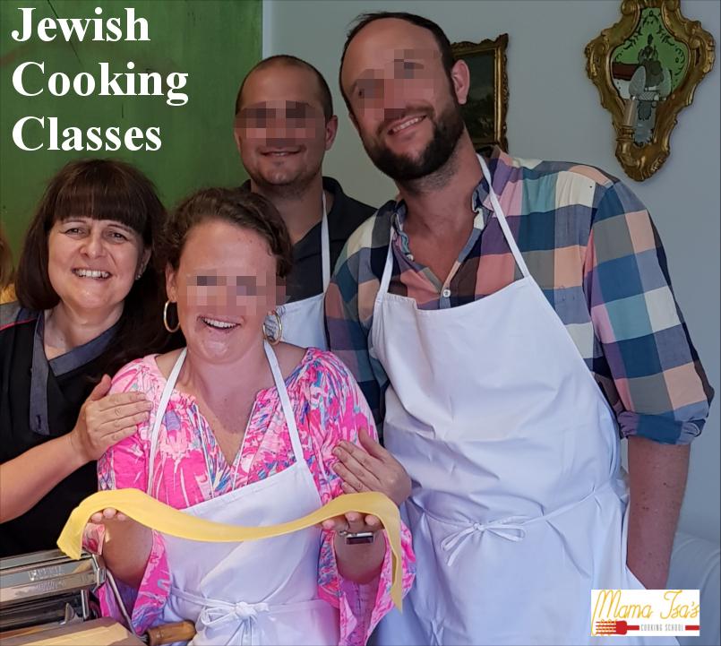 Jewish Cooking Class
