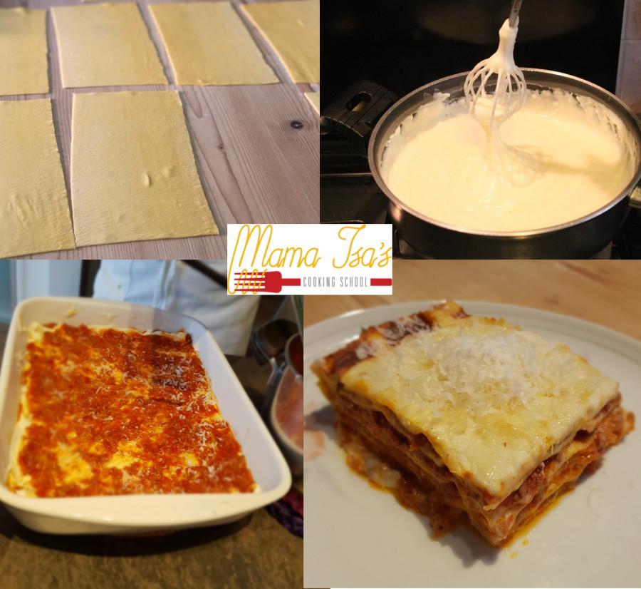 Lasagna class Italy