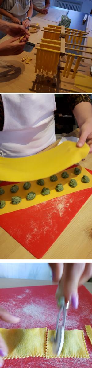 Pasta making Italy