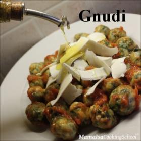Gnudi from scratch