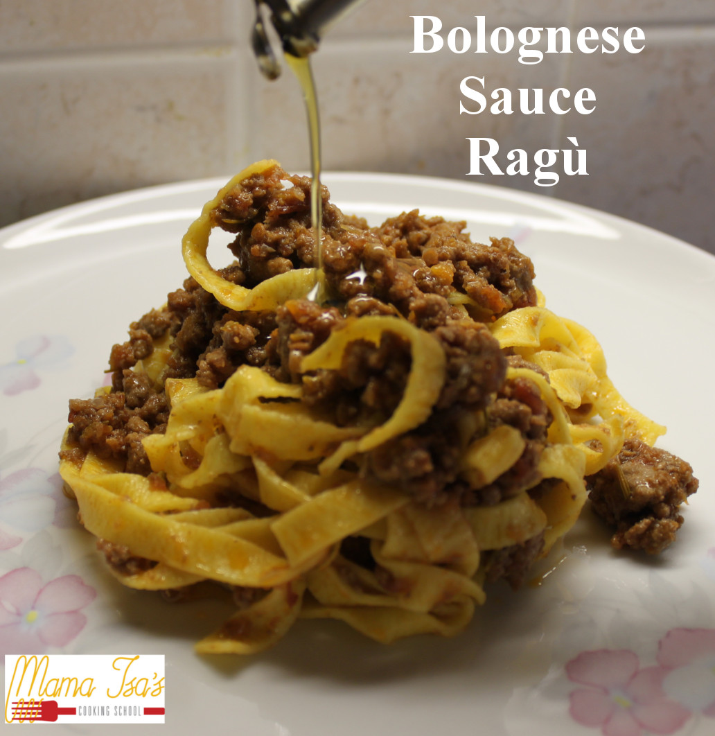 Bolognese Sauce Ragù