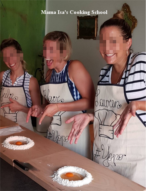 Pasta Cooking Classes in Italy