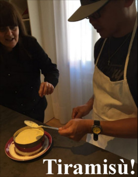 Dessert Pastry Class in Italy