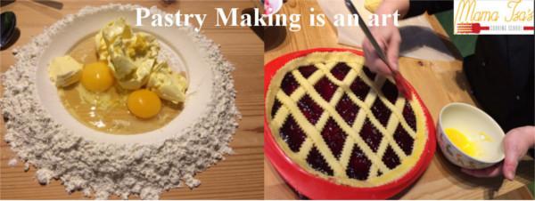 Pastry Deesert Class Italy