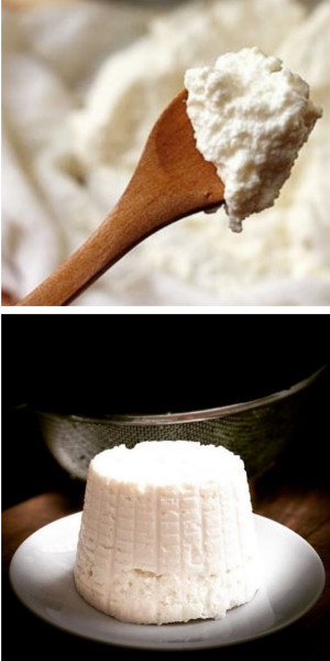 Ricotta Cheese Class in Italy