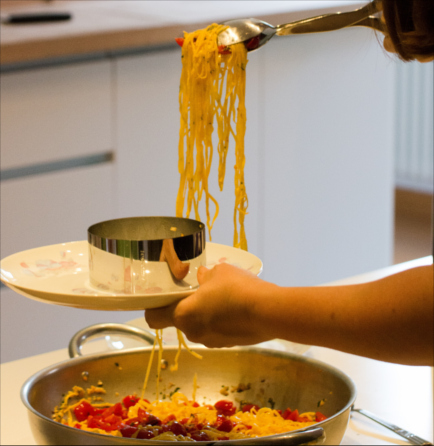 Pasta Class in Italy