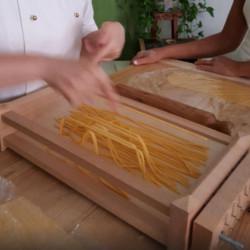 Spaghetti alla Chitarra Pasta Class