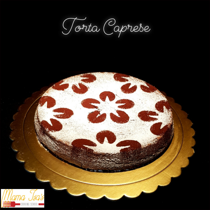 Torta Caprese Pastry and Dessert Class in Italy