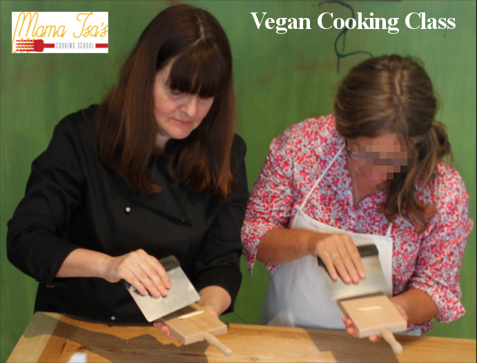 Vegan Cooking Classes in Italy