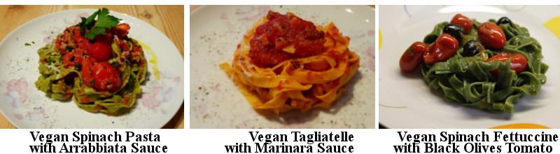 Vegan Cooking Classes Primi Piatti First Courses