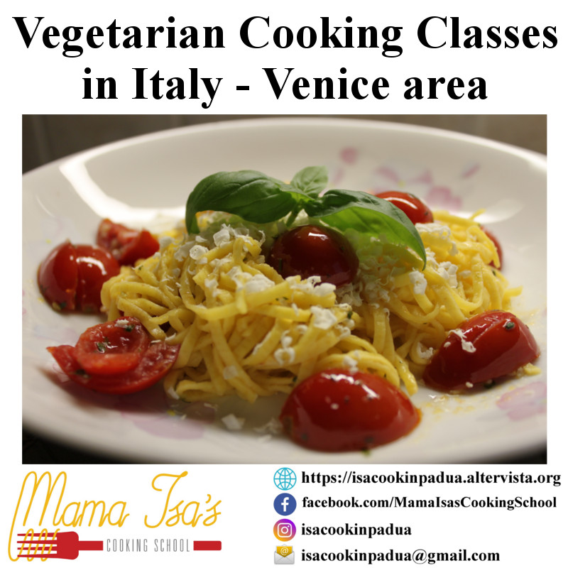 Vegetarian Cooking Classes Italy