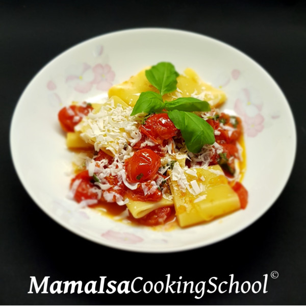 Vegetarian Cooking Class in Italy