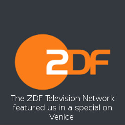 Featured on ZDF, the German Television